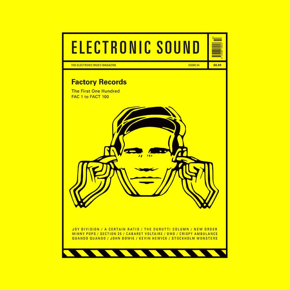 Waiting for this to happen - Minny Pops - Electronic Sound magazine - Factory Records edition 2019