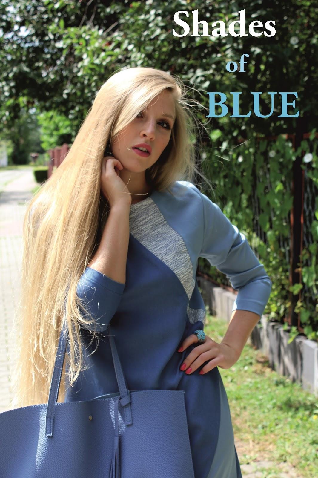 SHADES OD BLUE