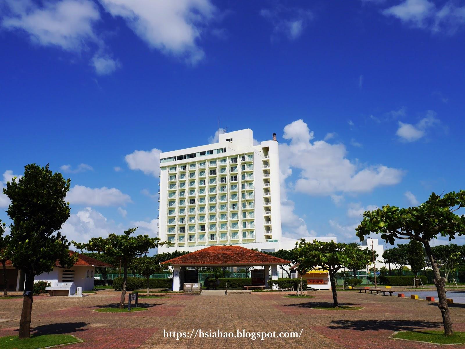 沖繩-景點-推薦-宜野灣海濱公園-熱帶海灘-tropical-beach-自由行-旅遊-Okinawa-Ginowan-Park