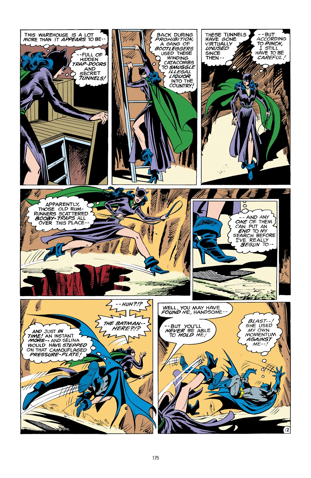 Read online Catwoman: A Celebration of 75 Years comic -  Issue # TPB (Part 2) - 76