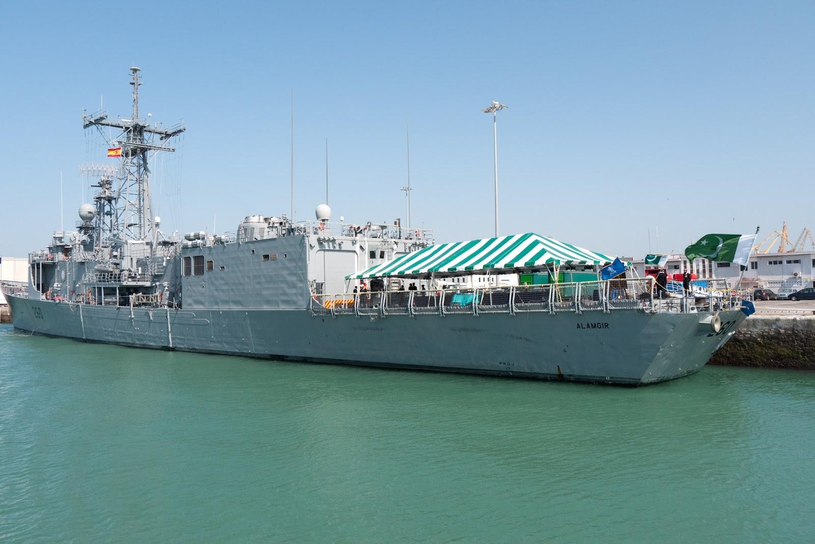 A blog of Pakistan-Turkey relations: PAKISTAN NAVY SHIP TO ...