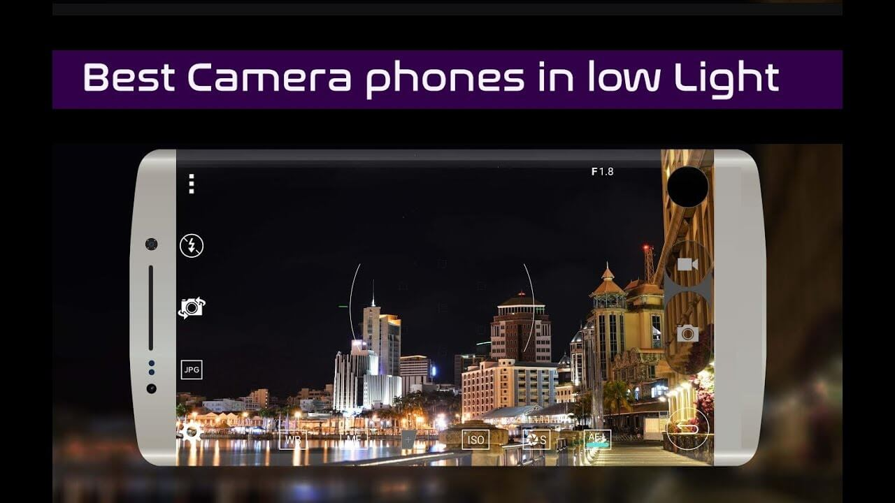 Best Smartphones for Shooting Brighter and Crystal Clear Low Light Photos