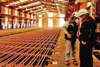 El Imacec de octubre reflejó una fuerte caída en la minería