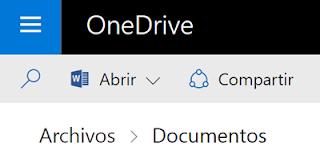 Como crear un enlace descarga o compartir en Onedrive