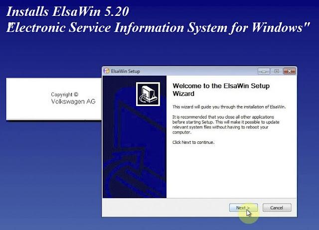 Elsawin 5.2