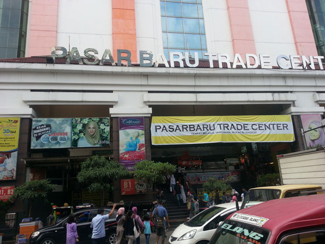 Ps. Baru Trade Center