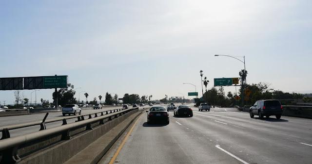 Tempo de viagem de Santa Mônica à San Diego