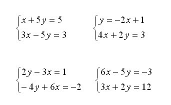 Juegos Matematicos Sistema De Ecuaciones Lineales