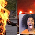 Woman Sets Her Husband On Fire For Raping Her 7 Year Old Daughter