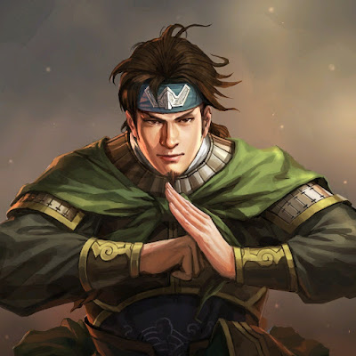 กวนสก (Guan Suo, 關索)