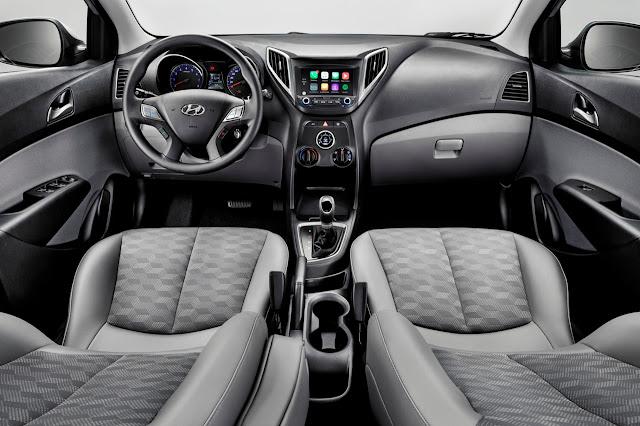 Hyundai HB20 2018 - série especial