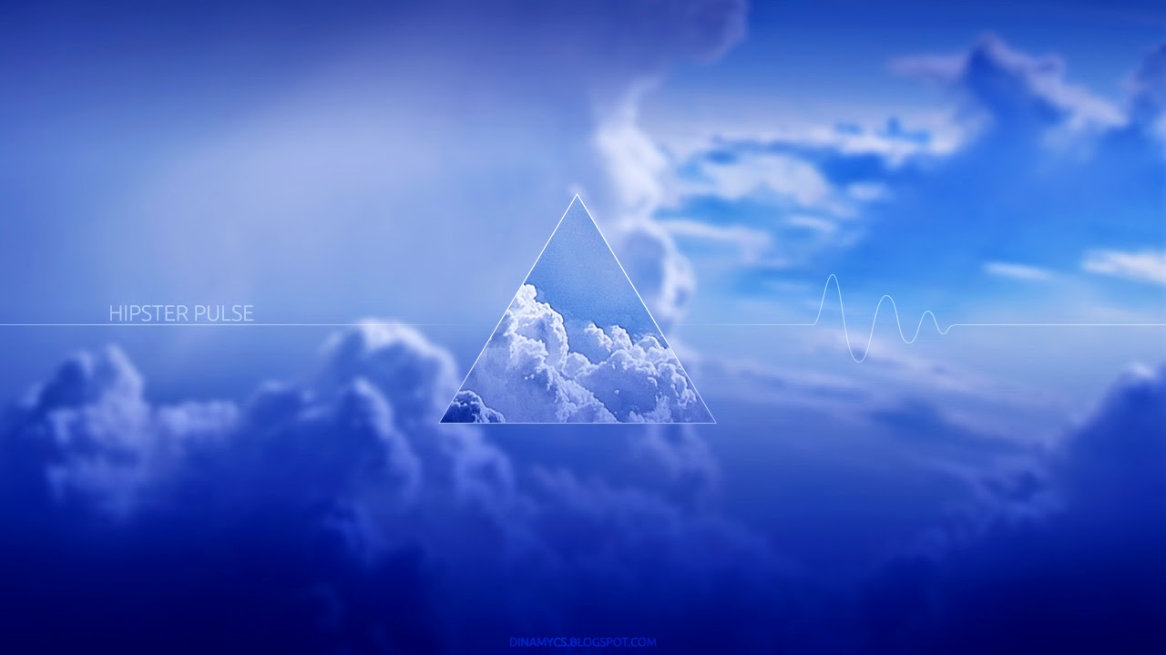 hipster clouds wallpapers - fondos hipster para facebook
