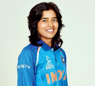 Ekta Bisht: First Indian Women Cricketer to be Named in ICC ODI & T20 Teams