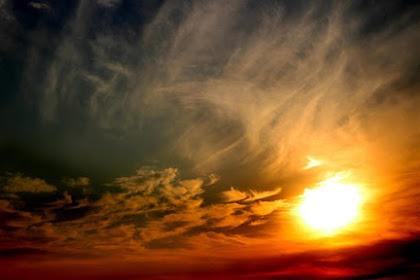 Kumpulan Foto Pemandangan Awan yang Menakjubkan