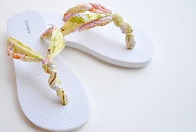 Como Tunear Zapatillas de Tijeras o Hawaianas
