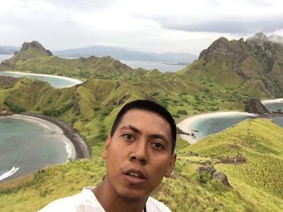 Pulau Padar, Taman National Komodo , Labuan Bajo