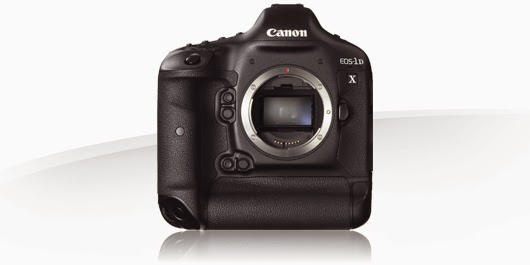 Canon 1DX con empuñadura o grip integrado