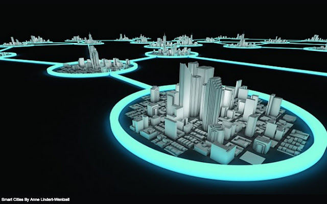 THINK TANK   Smart Cities – The Cyber Security & Privacy Implications of Ubiquitous Urban Computing