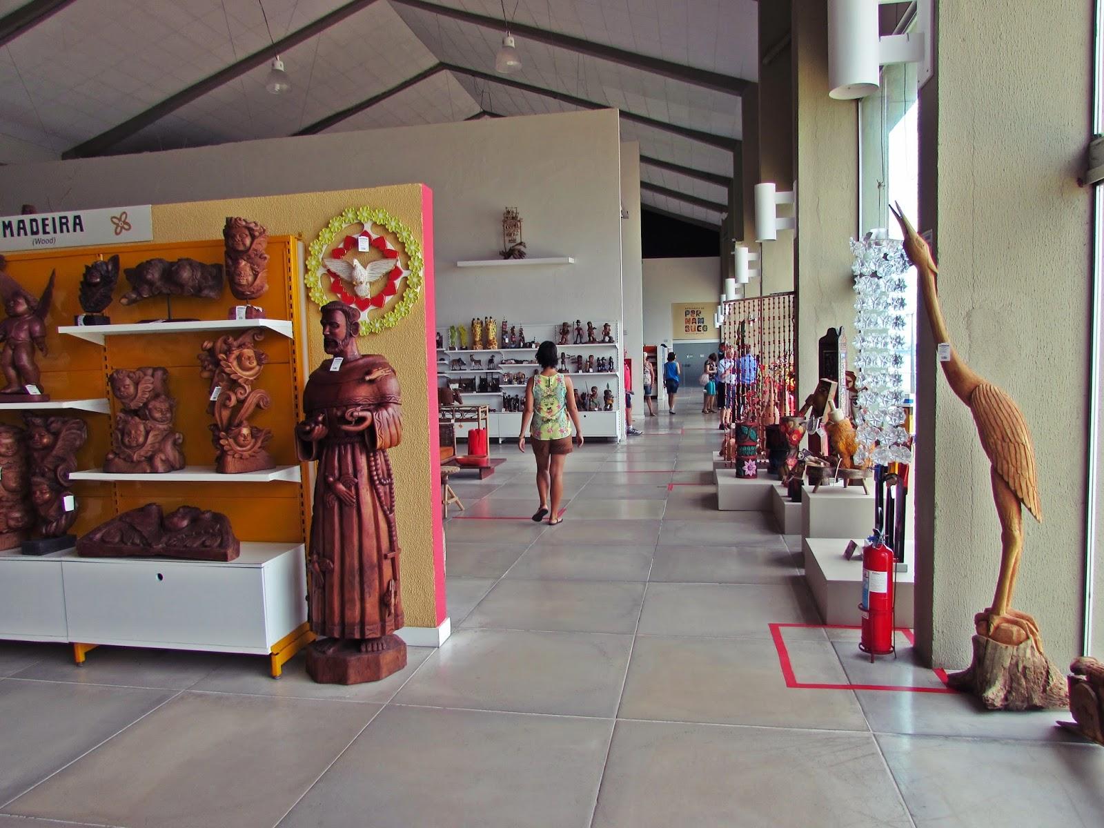 Aparador Antiguo Sevilla ~ Tem que ir Feiras, compras e artesanatos no Recife