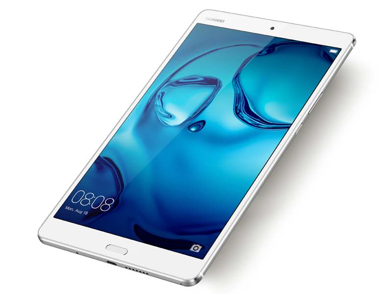 Huawei MediaPad M3 8.0 Now Official, A Flagship Multimedia Tablet With WQXGA Screen!