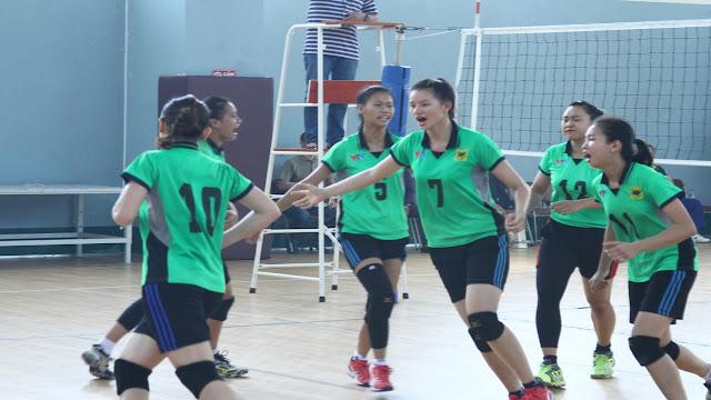 Bình Điền giúp bóng chuyền Việt Nam thêm một đội bóng nữ