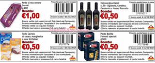 Logo Supermercati DOK: 8 nuovi coupon per risparmiare