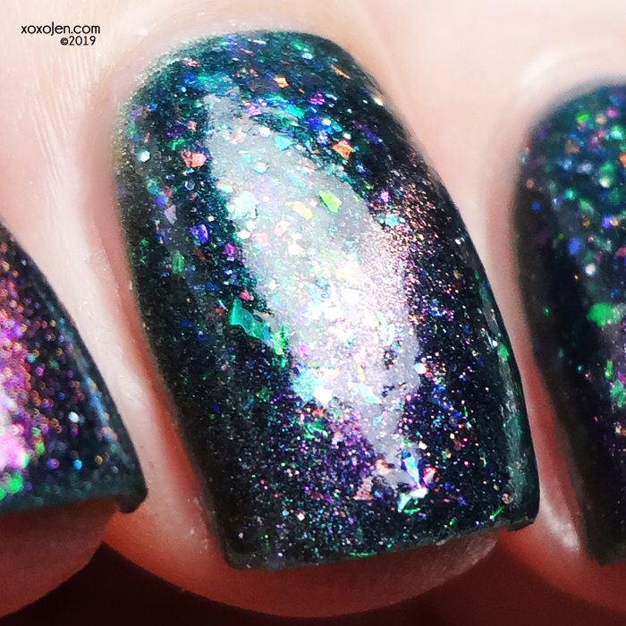 xoxoJen's swatch of Illyrian Ghost Train