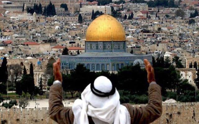 Al-Aqsa Memanggil.. Dimanakah Ansor, Kemana NU Yang Dulu Gigih Membela Palestina