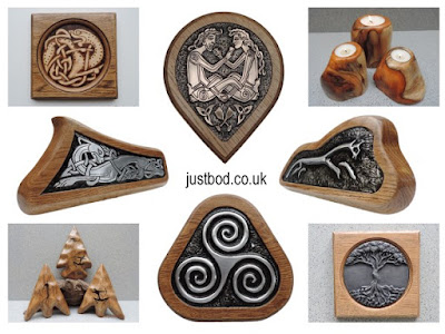 Justbod - Unique and Unusual Gifts inspired by a love of history and nature