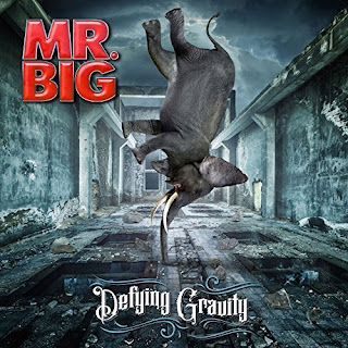 "Το τραγούδι των Mr. Big ""Forever And Back"" από το album ""Defying Gravity"""