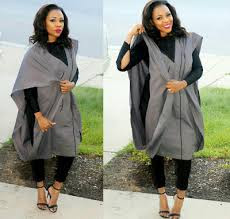 Ladies Agbada outfits