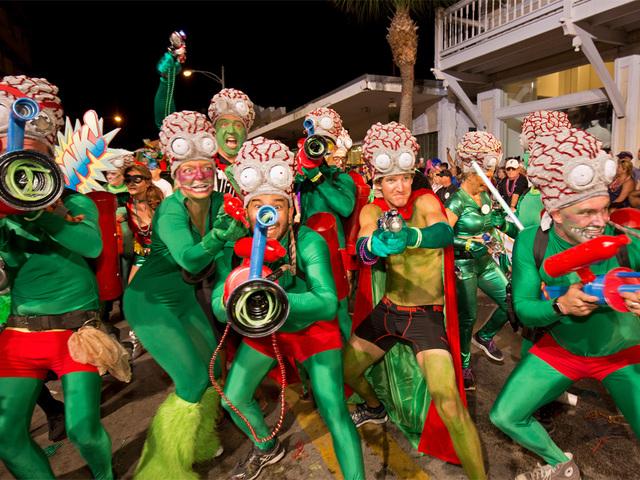 Key West Fantasy Fest em Miami