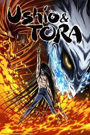 Ushio to Tora (Temp. 1)  26/26 HDLigero 130 MB SUB ESPAÑOL (MEGA)