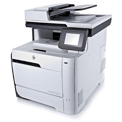 HP LaserJet M475dw Printer Driver Download