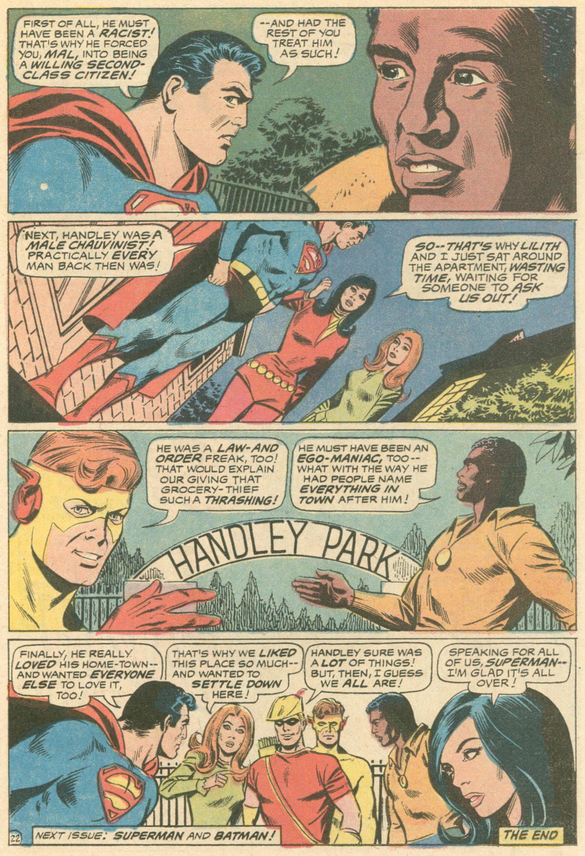 Read online World's Finest Comics comic -  Issue #205 - 29