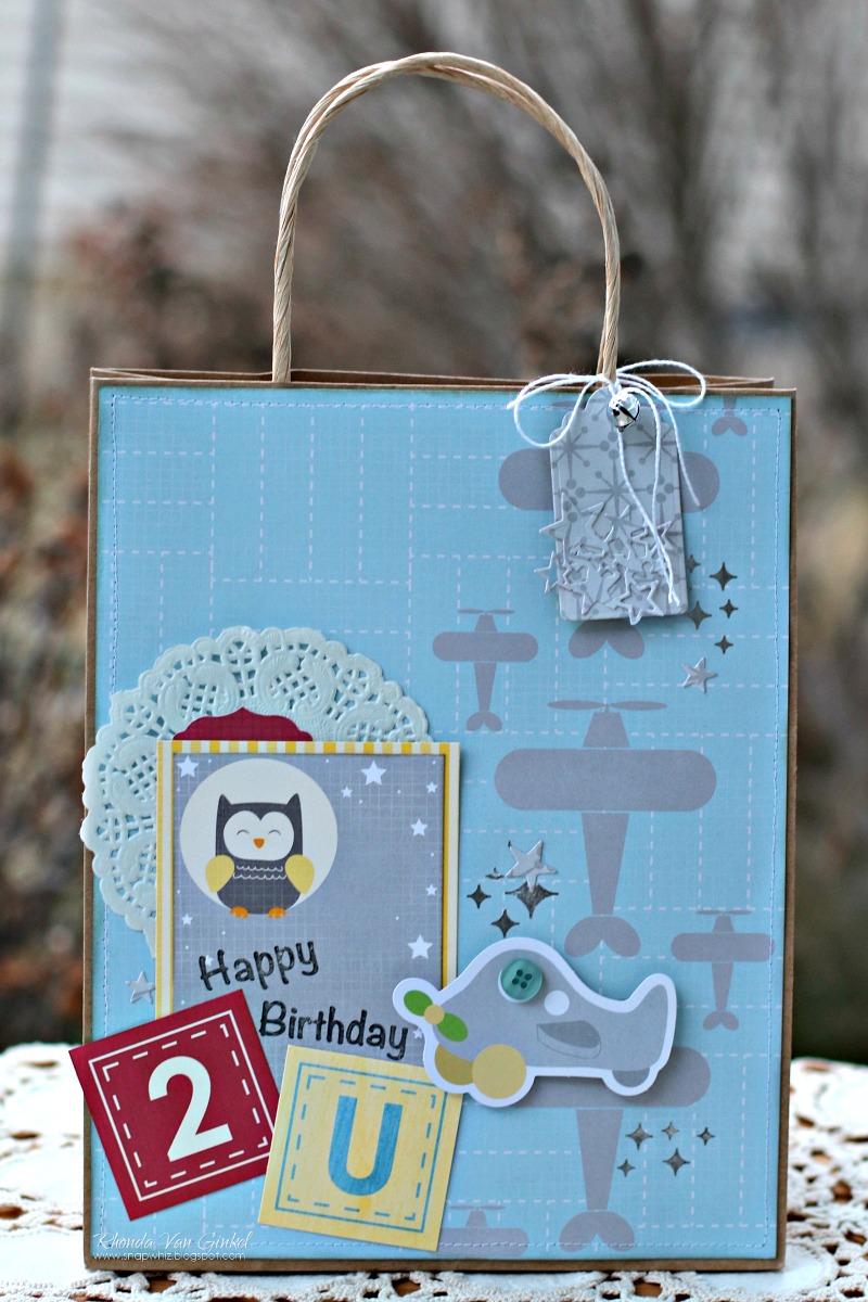 Gift Bag Toys : Bobunny toy box gift bag