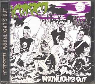 The Crazed  ‎–  Moonlight's Out_front