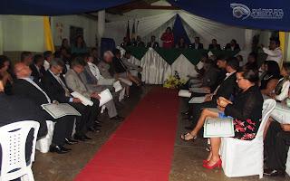 Câmara Municipal de Baraúna homenageia 41 pessoas com Títulos de Cidadania; veja