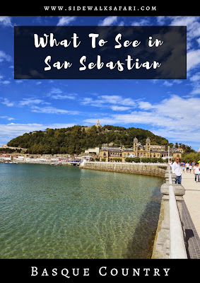 What to see in San Sebastián in the Basque Country of Spain