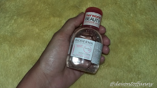 Bioderma Sensibio H2O | Favorite Make Up Remover