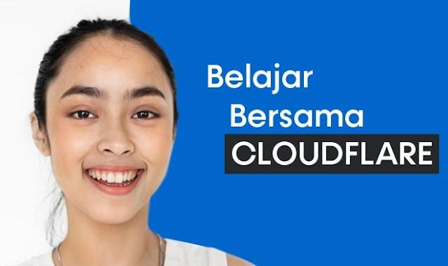 Cara Custom Domain Blogspot dengan CloudFlare