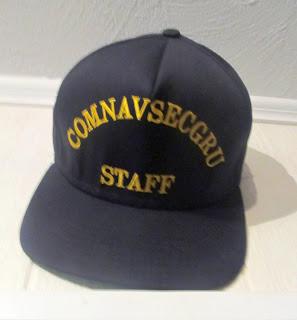 COMNAVSECGRU CNSG Staff Ball Cap