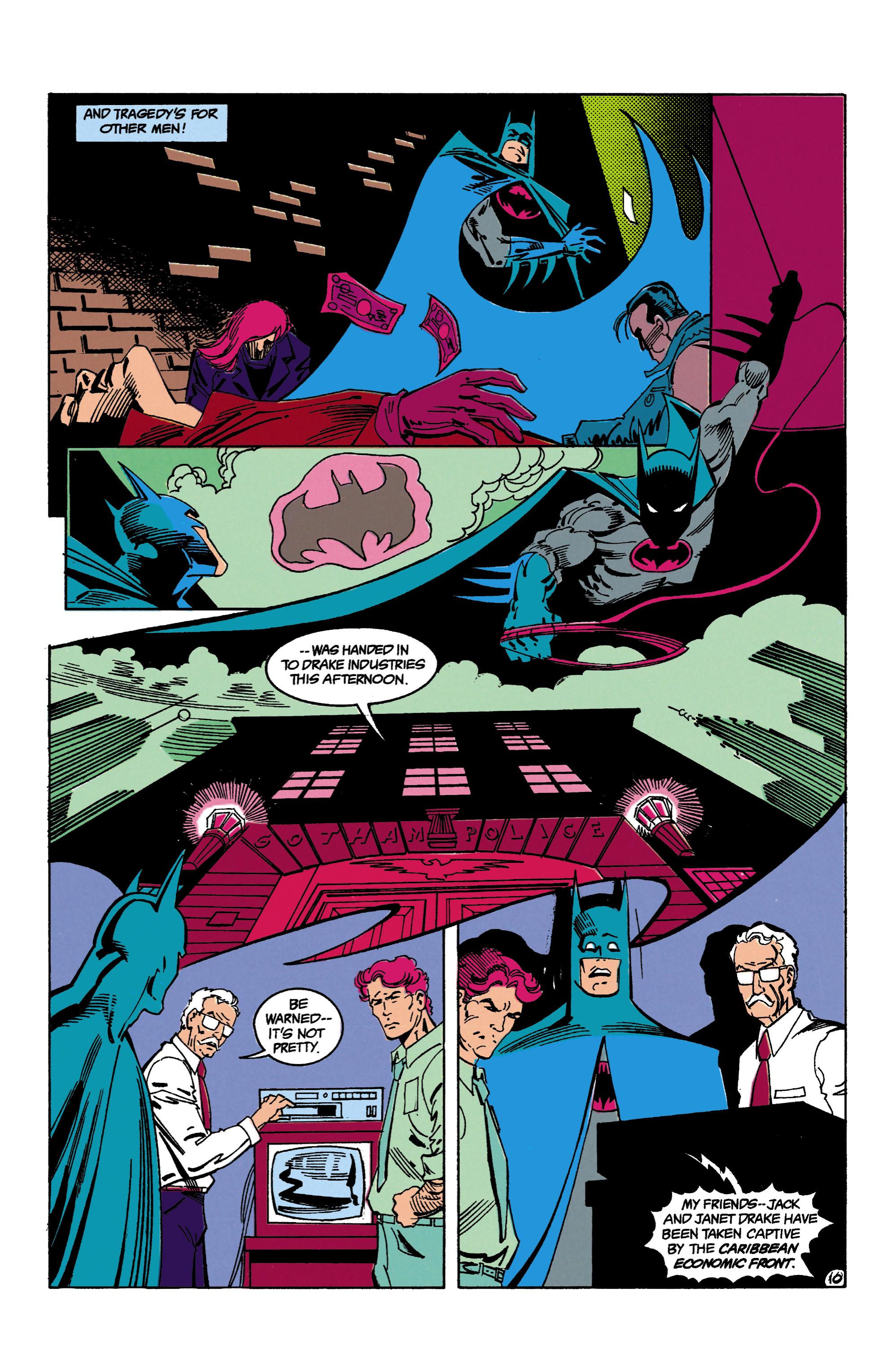 Detective Comics (1937) 619 Page 10