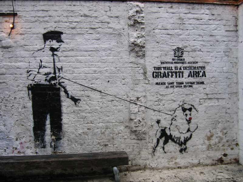 los mejores artistas grafiteros del mundo