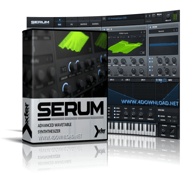 Xfer Records - Serum v1.2.1b3 Full version