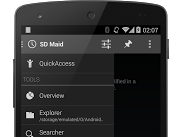 SD Maid Pro v4.3.0 Patched APK + Unlocker