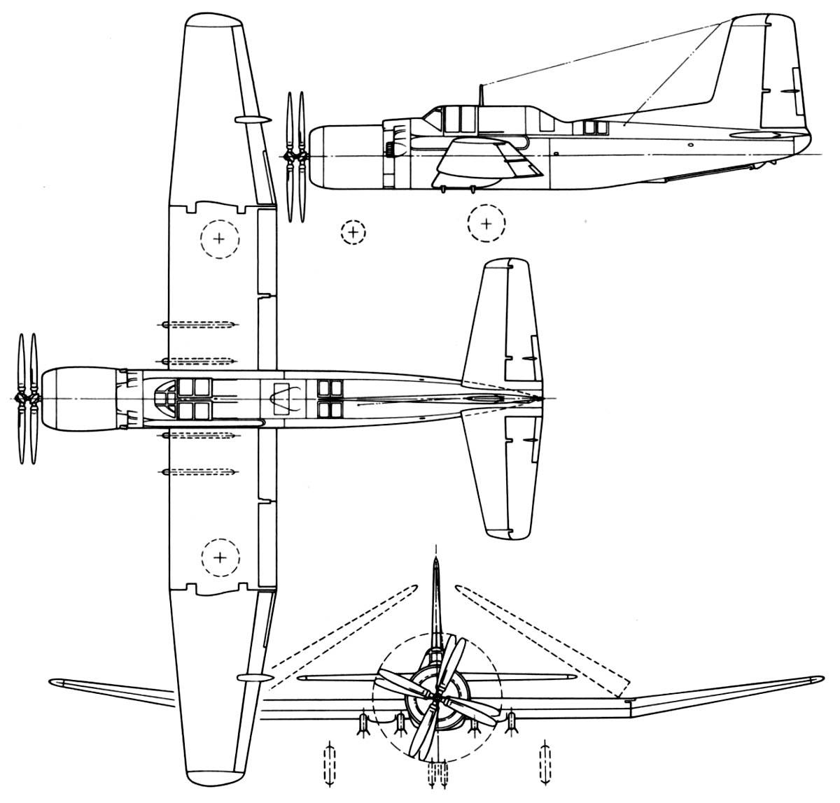 Nhungdoicanh Douglas Tb2d Skypirate