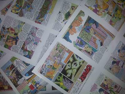 Set 6 Comics Pic