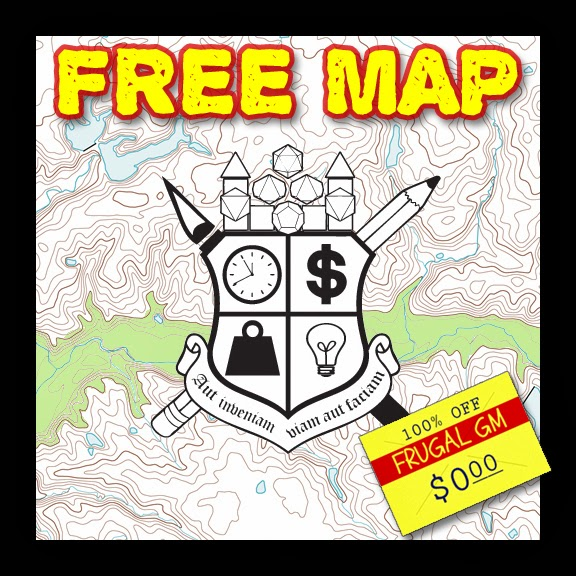 Free Map 024: An Underground River