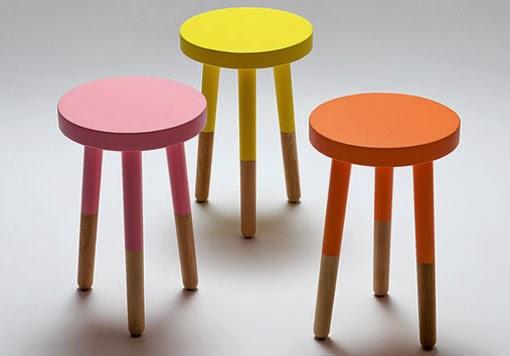 Sgabelli Colorati Interior Design.Sgabelli Colorati Plus Deco Interior Design Blog